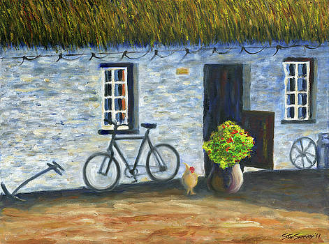Cottage Life by Stan Sweeney