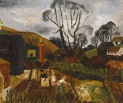 Wood Christopher - Cottages In Cornwall 1928