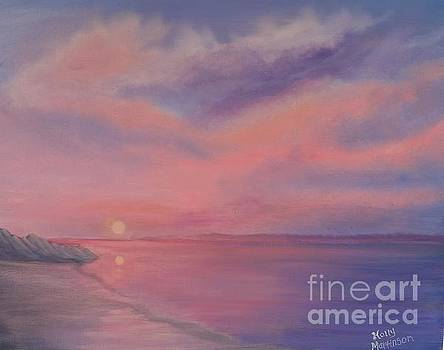 Cotton Candy Sky by Holly Martinson
