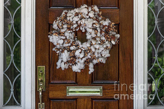 Dale Powell - Cotton Wreath