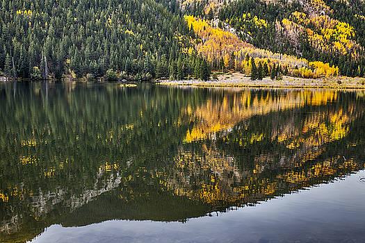 James BO Insogna - Cottonwood Lake Reflections