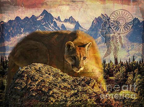 Kathryn Strick - Cougar Medicine 2015