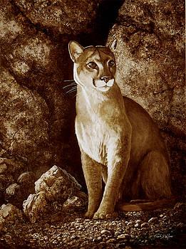 Frank Wilson - Cougar Wait Until Dark