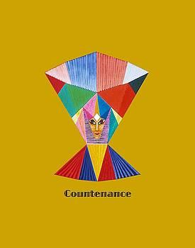 Countenance text by Michael Bellon