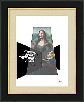 Countenances Collection by David Bridburg