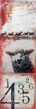 Counting Sheep by Laurie Tietjen