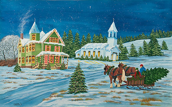 Charlotte Blanchard - Country Christmas