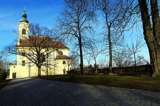 Country Church by Christian Slanec