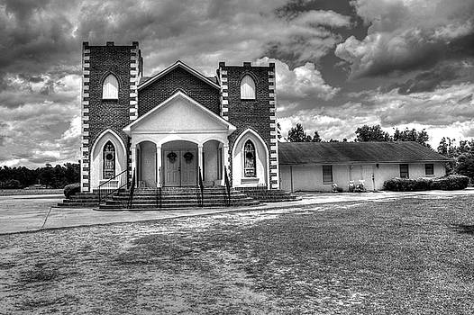 Country Church by TJ Baccari