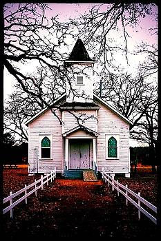 Country church by Webview