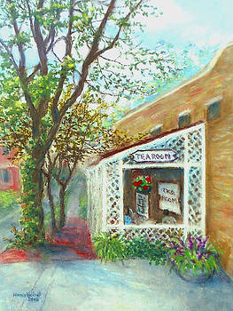 Country Cupboard Tearoom in Kensington MD by Nancy Heindl