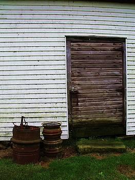 Country Door I by Anna Villarreal Garbis
