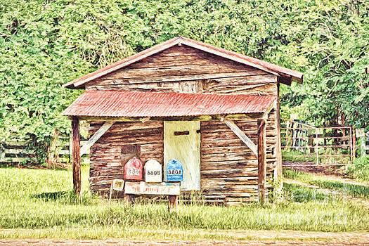 Scott Pellegrin - Country Mail Stop