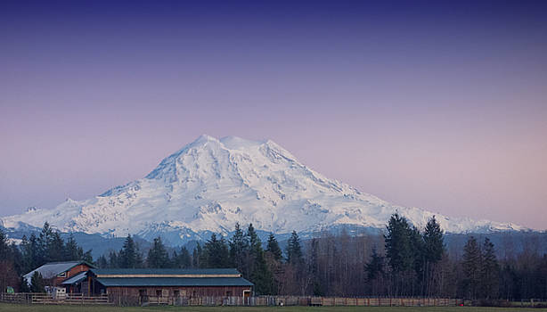 Country Moutain by Jason Butts
