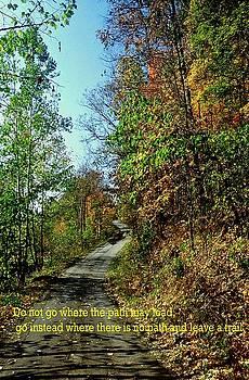 Gary Wonning - Country Path