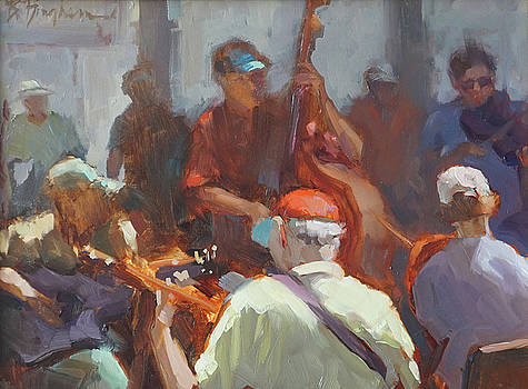 Country Pickers by Bruce Bingham