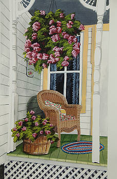 Charlotte Blanchard - Country Porch