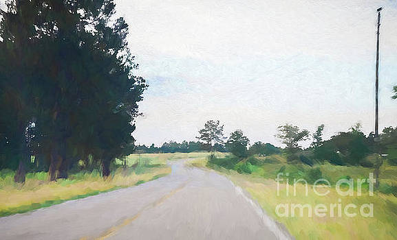 Country Road by Andrea Anderegg