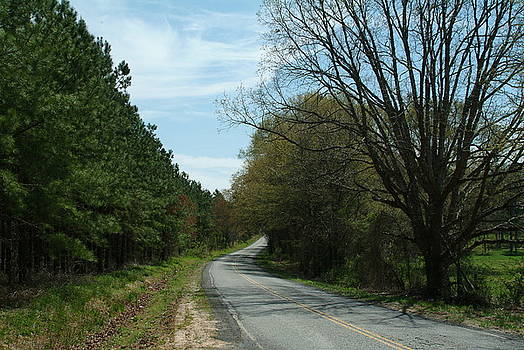 Country Road by Rich Caperton