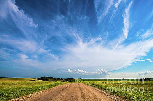 Country Roads III by Ian McGregor