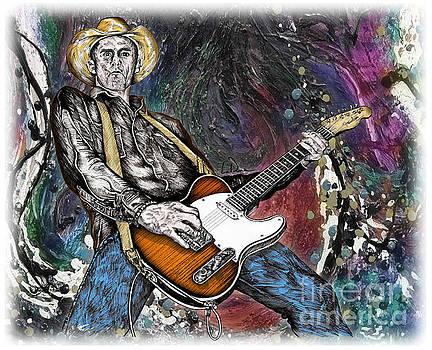 Country Rock Guitar by Doug LaRue