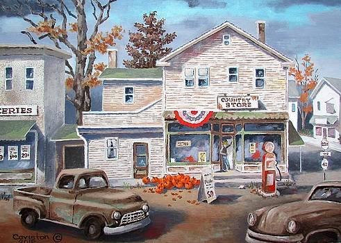 Country Store by Tony Caviston
