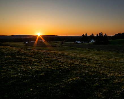 Chris Bordeleau - Country Sunset