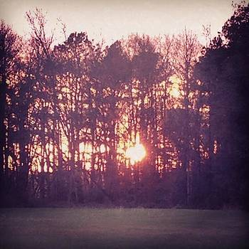 #countrylife #sunset by Crystal Hammond
