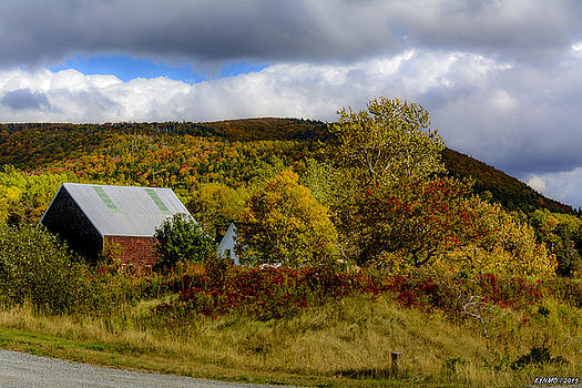 Countryside in Mabou by Ken Morris