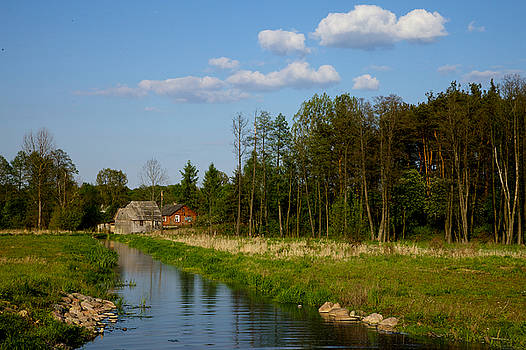 Countryside Mill by Fedil