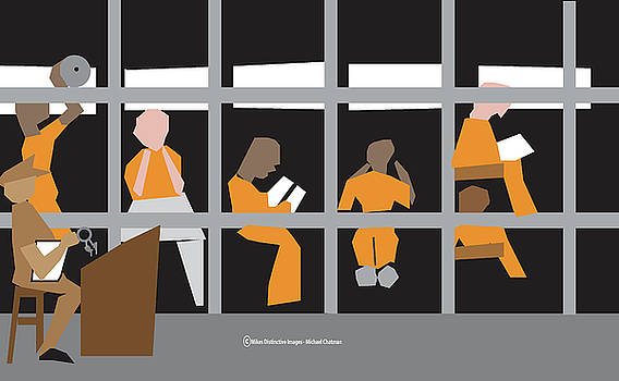 County Jail by Michael Chatman
