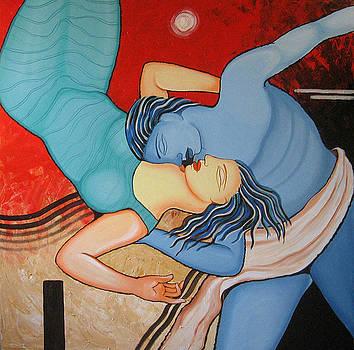 Couple by Abhijit-Bhattacharya