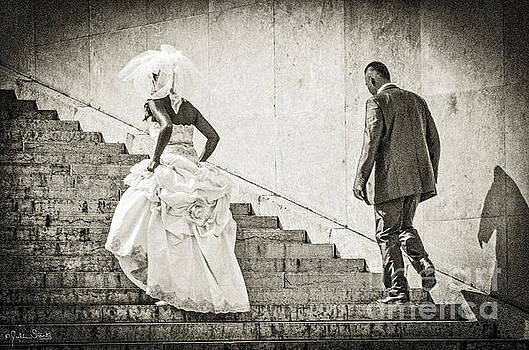 Julian Starks - Couple on Wedding day