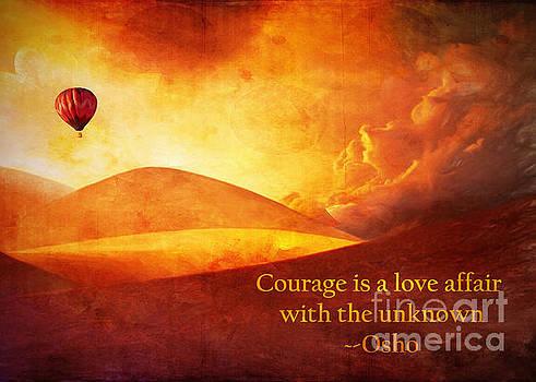 Kathryn Strick - Courage 2016