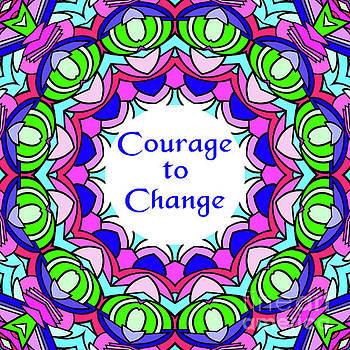 Courage to Change by Victoria Pepe -- LuminSonics