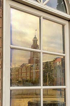 Sharon Popek - Courthouse Reflection