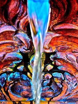 Gwyn Newcombe - Courtyard Fountain