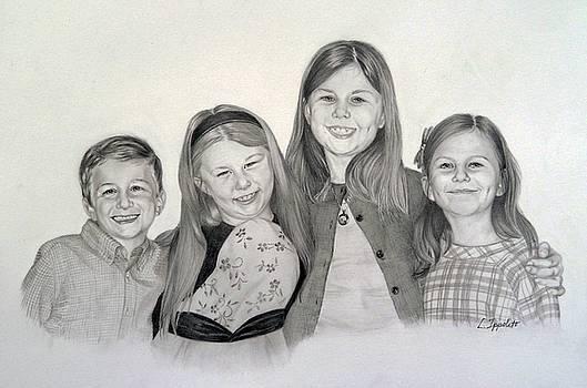 Cousins  by Lori Ippolito