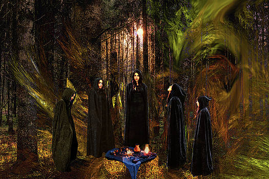 Coven by Lisa Yount