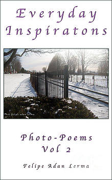 Felipe Adan Lerma - Cover Everyday Inspirations Photo Poems Vol 2