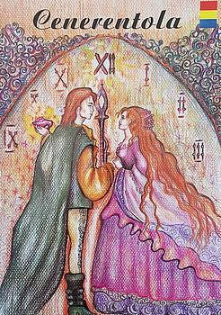 Cover for Book Cinderella by Rita Fetisov