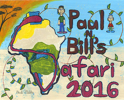 Cover by Paul Fields