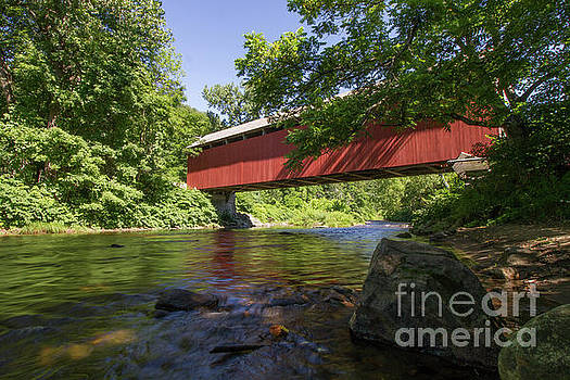 Covered Bridge by Diana McPherson