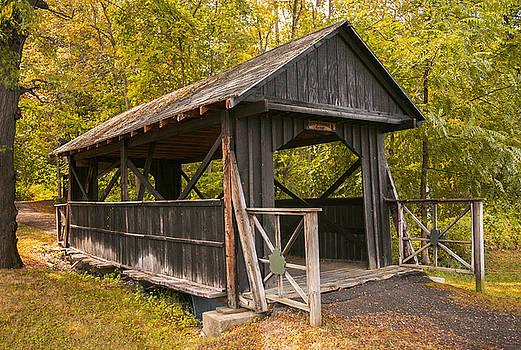 Covered Bridge by Jim Markiewicz