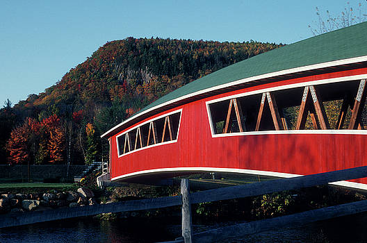John Clark - Covered Bridge