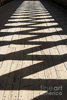 Bob Phillips - Covered Bridge Shadows