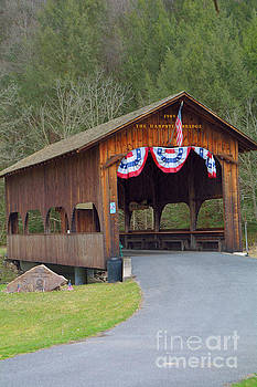 Covered Bridge by Wendy Bechtold