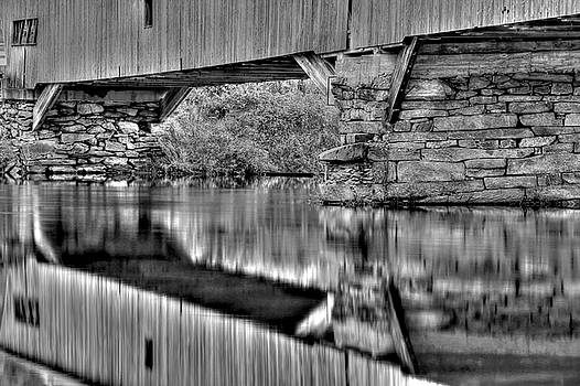 Covered Reflection by Brian Pflanz