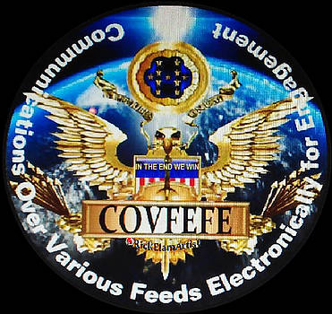 Covfefe By Definition by Rick Elam
