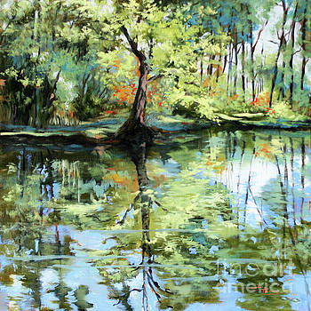 Covington Pond by Dianne Parks